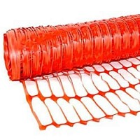 TELA PLASTICA APETRACHAMENTO 1,20 X 50 M LARANJA